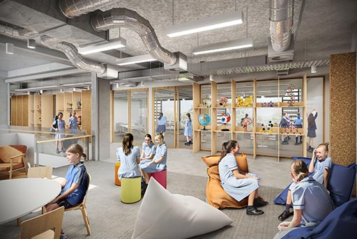 MLC School Burwood Interior