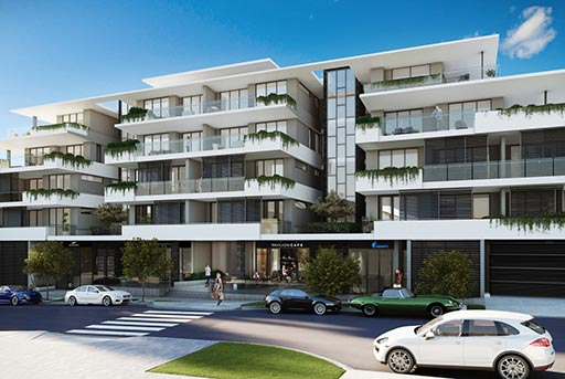 Pavilion Cronulla - Residential Project