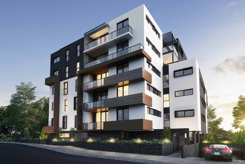 Residential Apartments Seven Hills