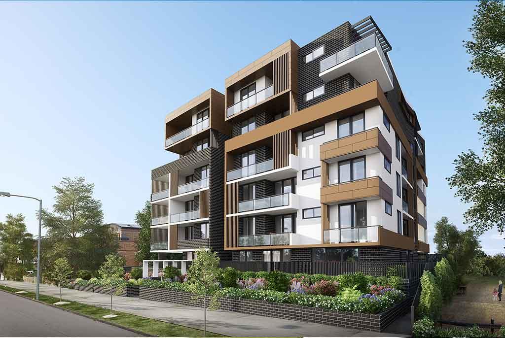 Seven Hills Apartments